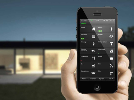 ُSmart Home with Mobile Control