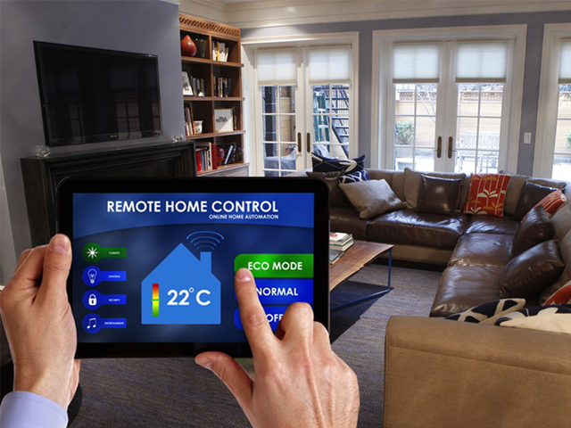 Temperature Control in Smart Home