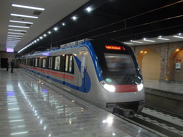 Isfahan Metro Cable Design & Installation